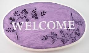 WelcomePurple